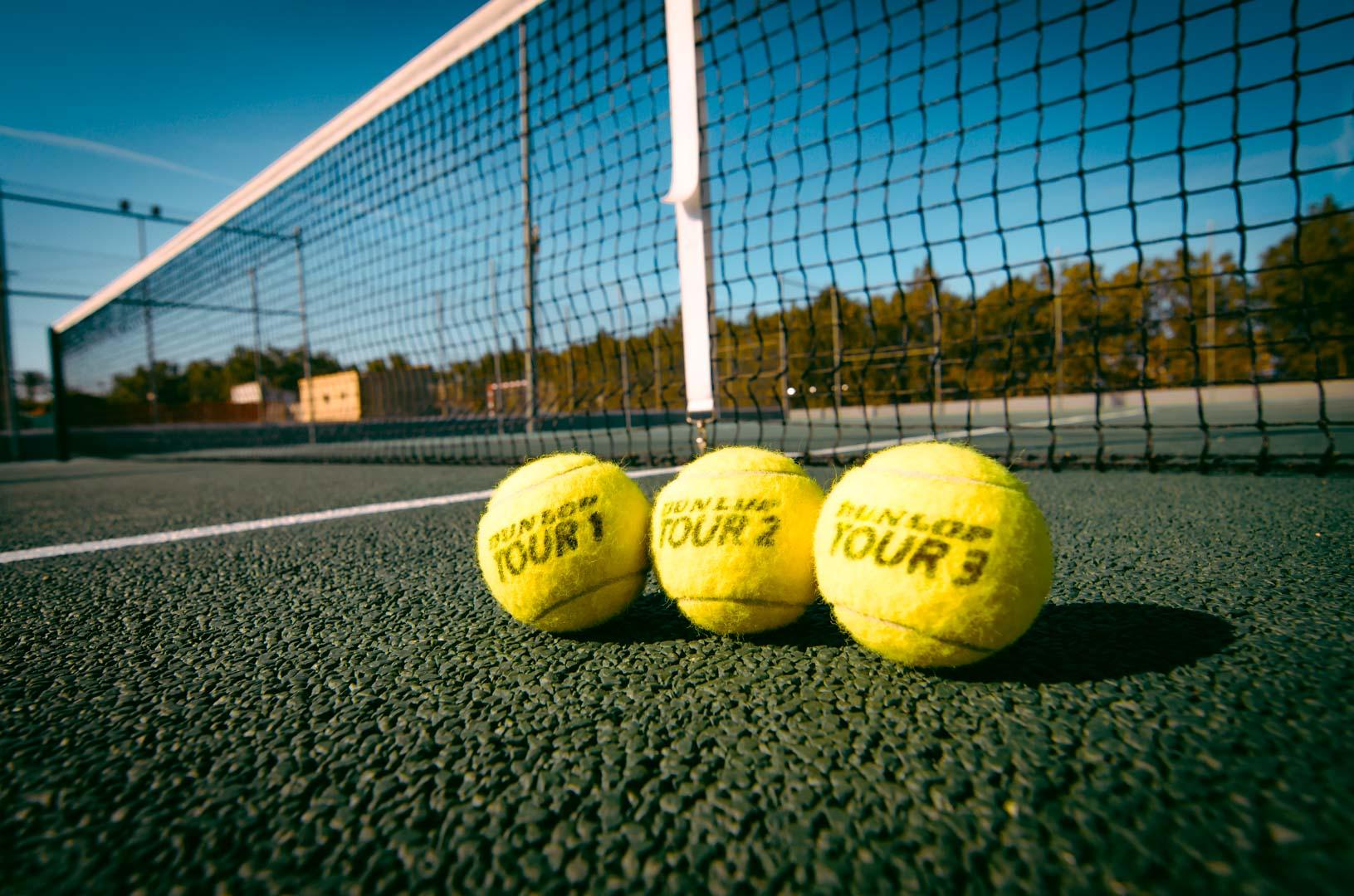 Pelotas de Tenis en Mislata