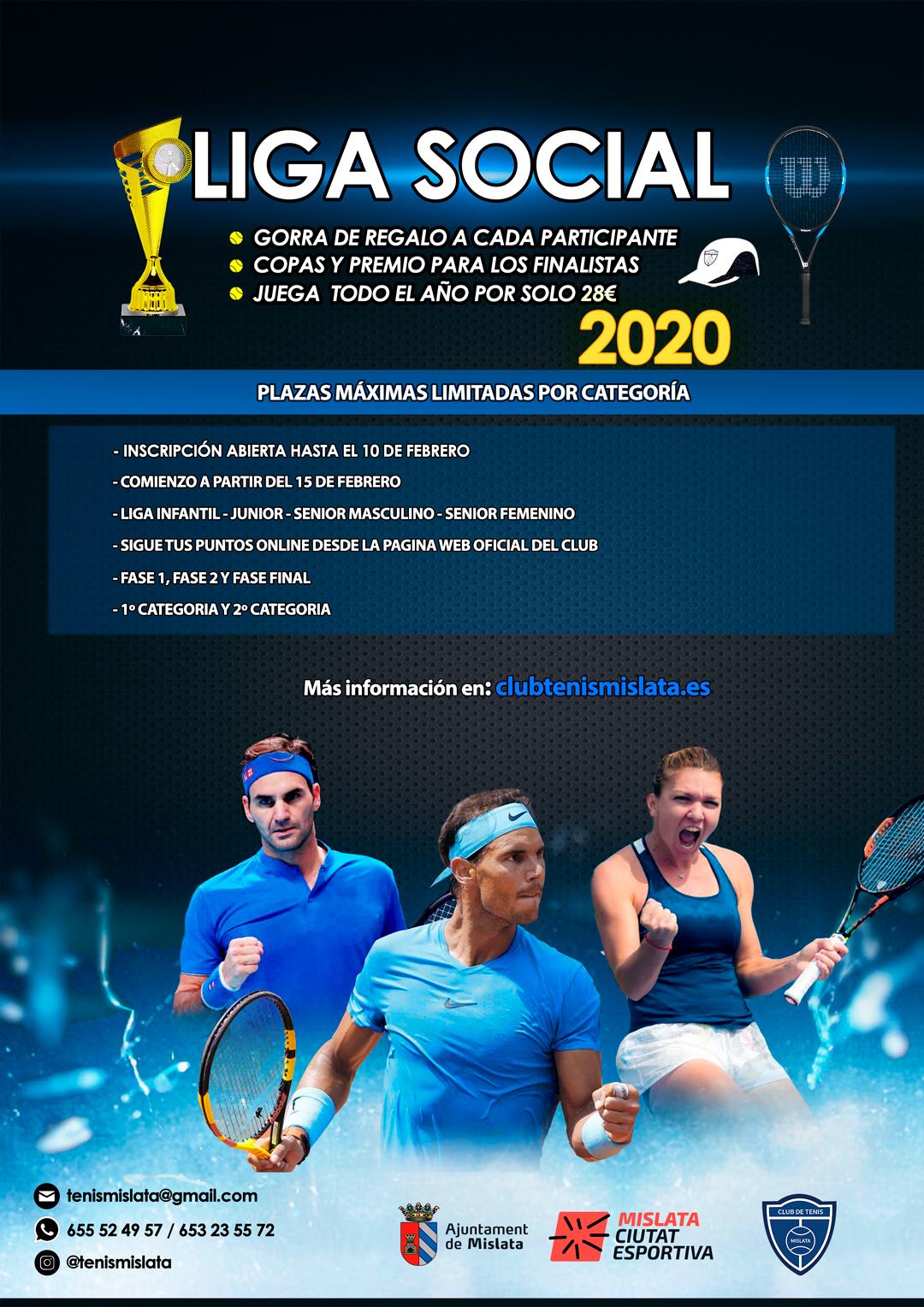 Liga Tenis Social