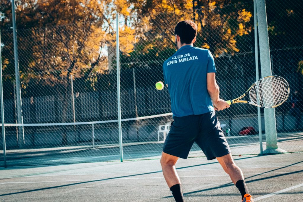 Becas Tenis